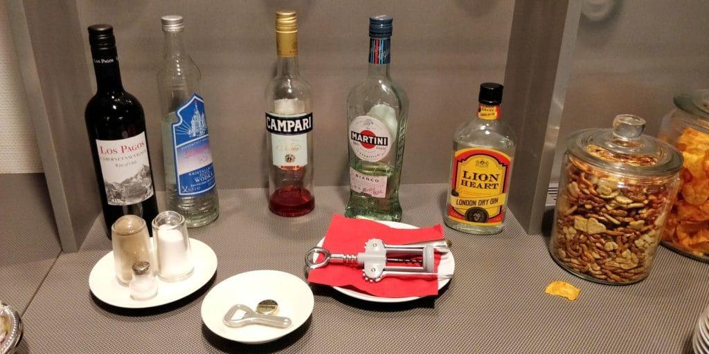 Karl Jatho Lounge Hannover Buffet 3