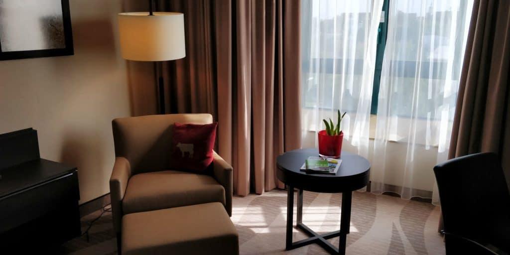 Marriott München Flughafen Zimmer 4