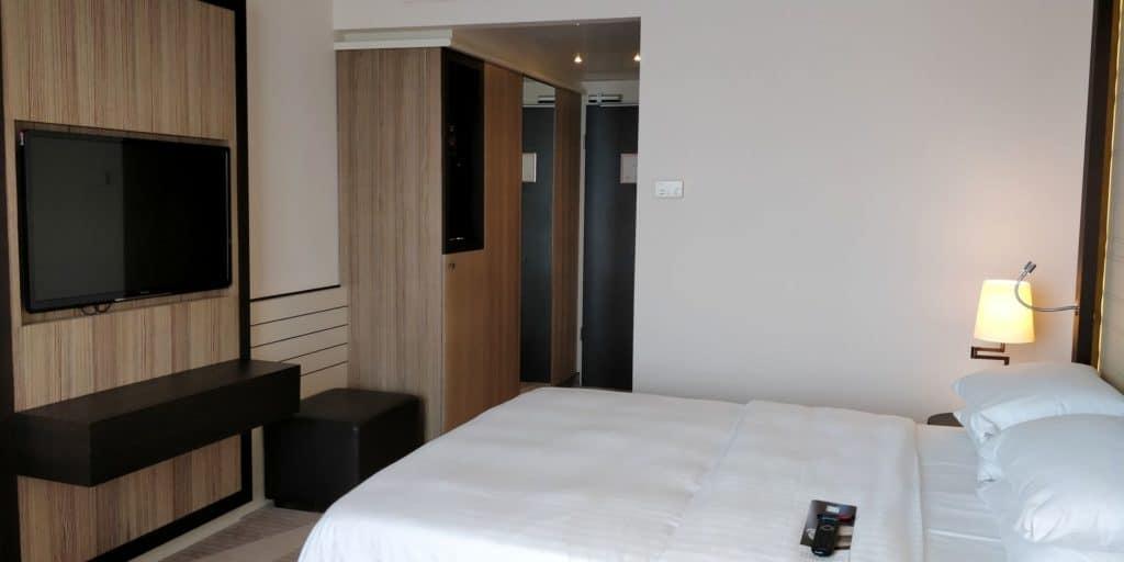 Marriott München Flughafen Zimmer 6