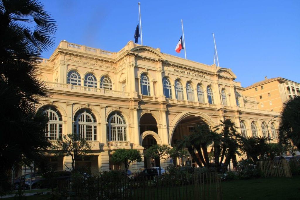 Menton Palais D'Europe