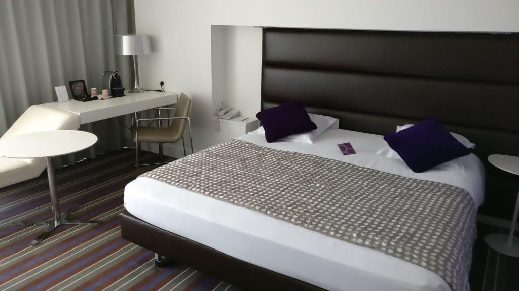 Mercure NIzza Promenade Des Anglais Privilege Zimmer 2