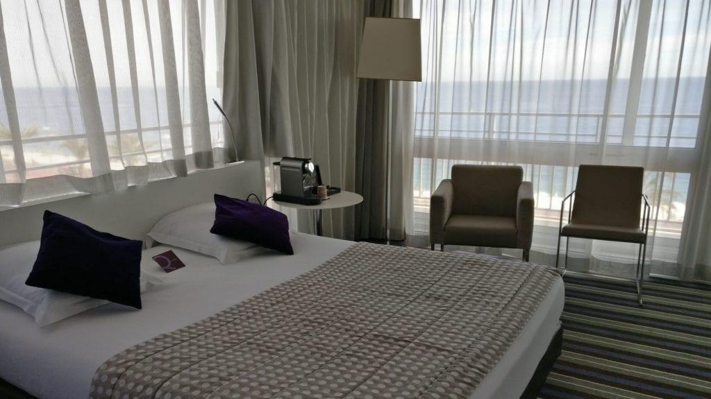 Mercure NIzza Promenade Des Anglais Privilege Zimmer 3