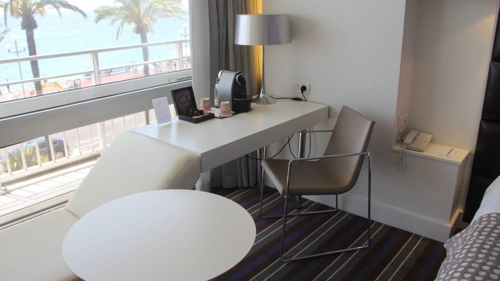 Mercure NIzza Promenade Des Anglais Privilege Zimmer 4