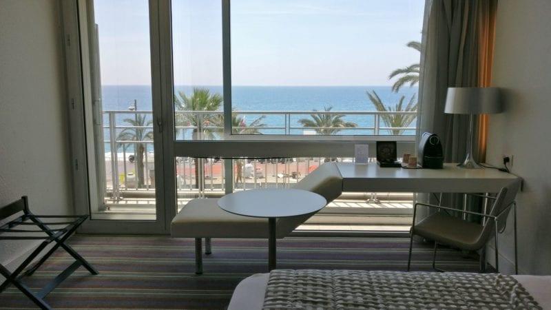 Mercure NIzza Promenade Des Anglais Privilege Zimmer 7