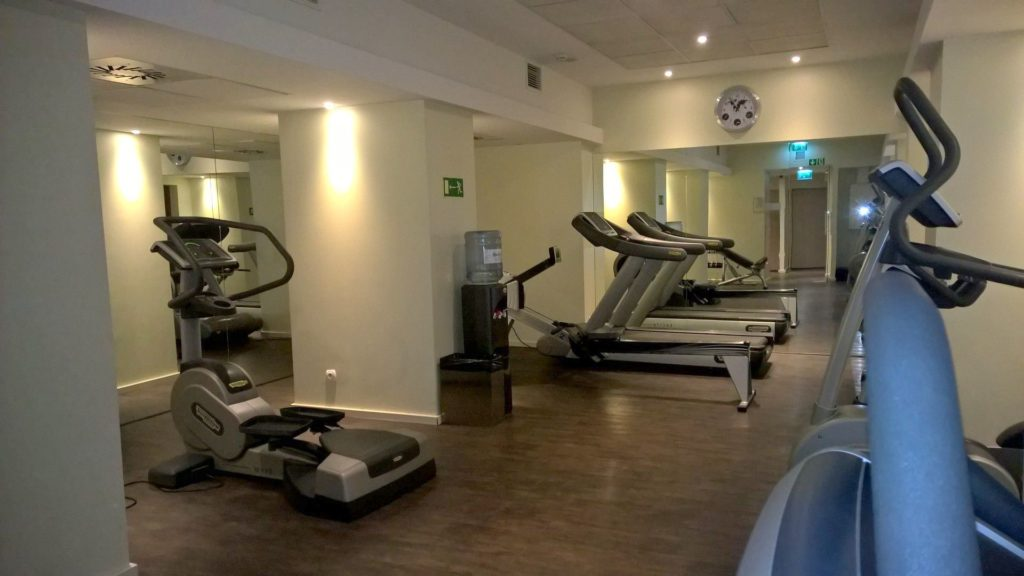 Mercure Warschau Grand Fitness