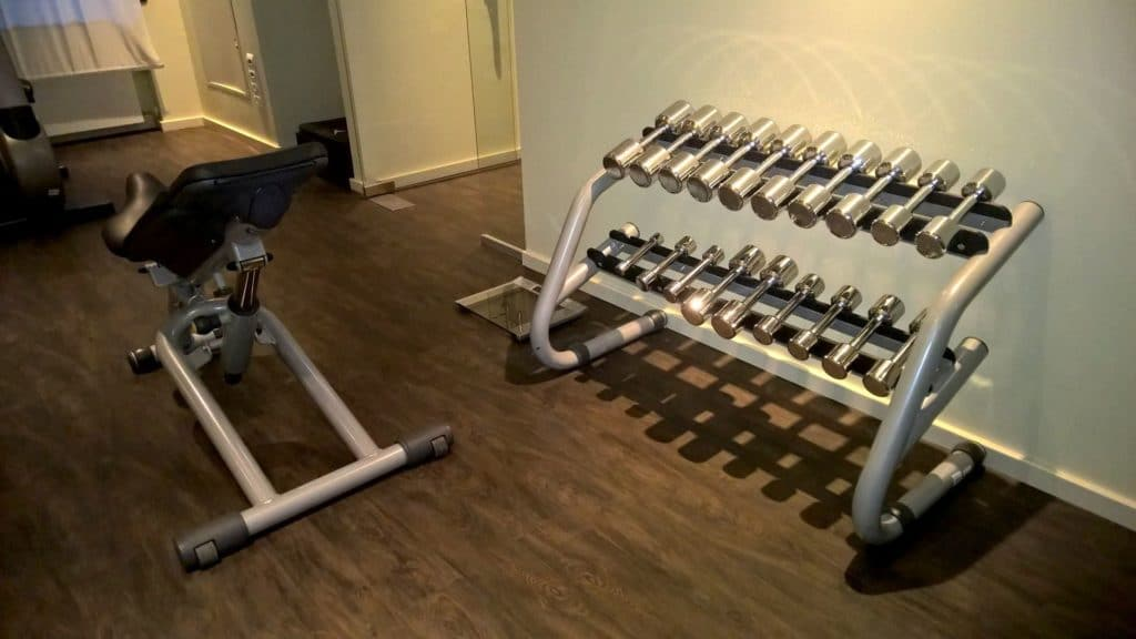 Mercure Warschau Grand Fitness 2