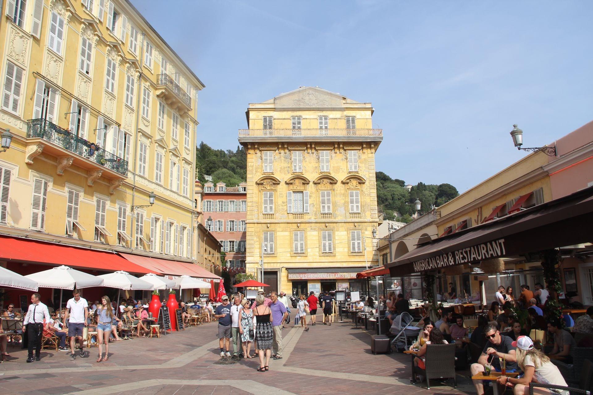 Altstadt Nizza Karte.City Guide Alle Infos Zu Nizza Sehenswurdigkeiten Mehr