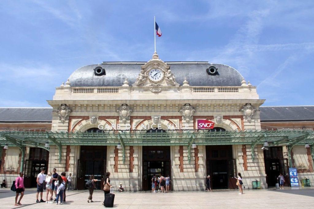 Nizza Hauptbahnhof