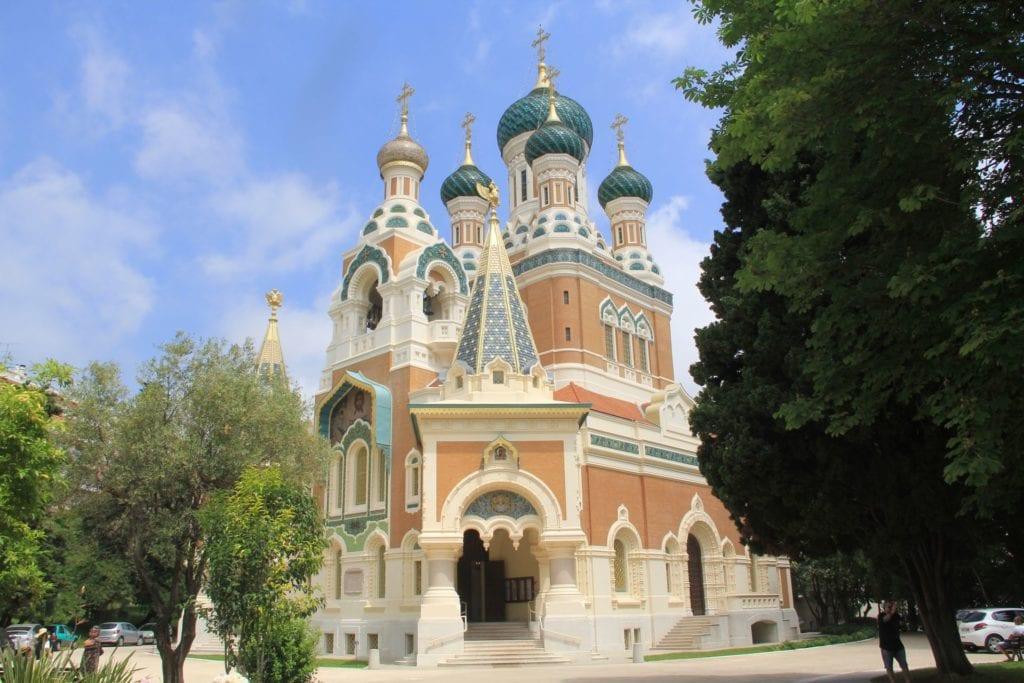 Nizza Orthodoxe Kathedrale
