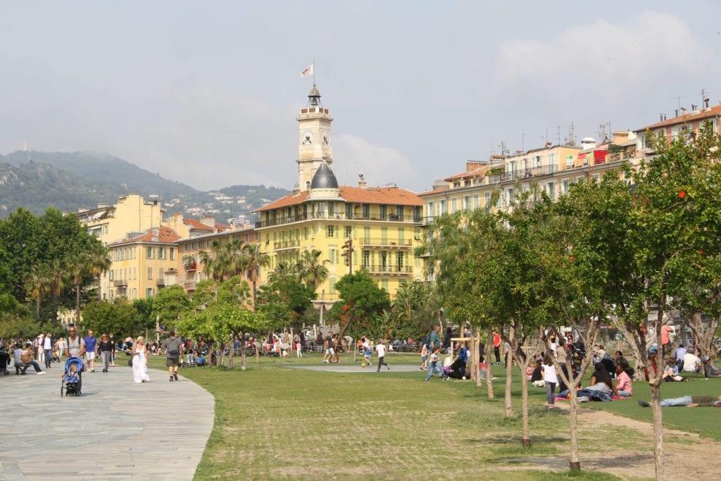 Nizza Promenade Des Arts