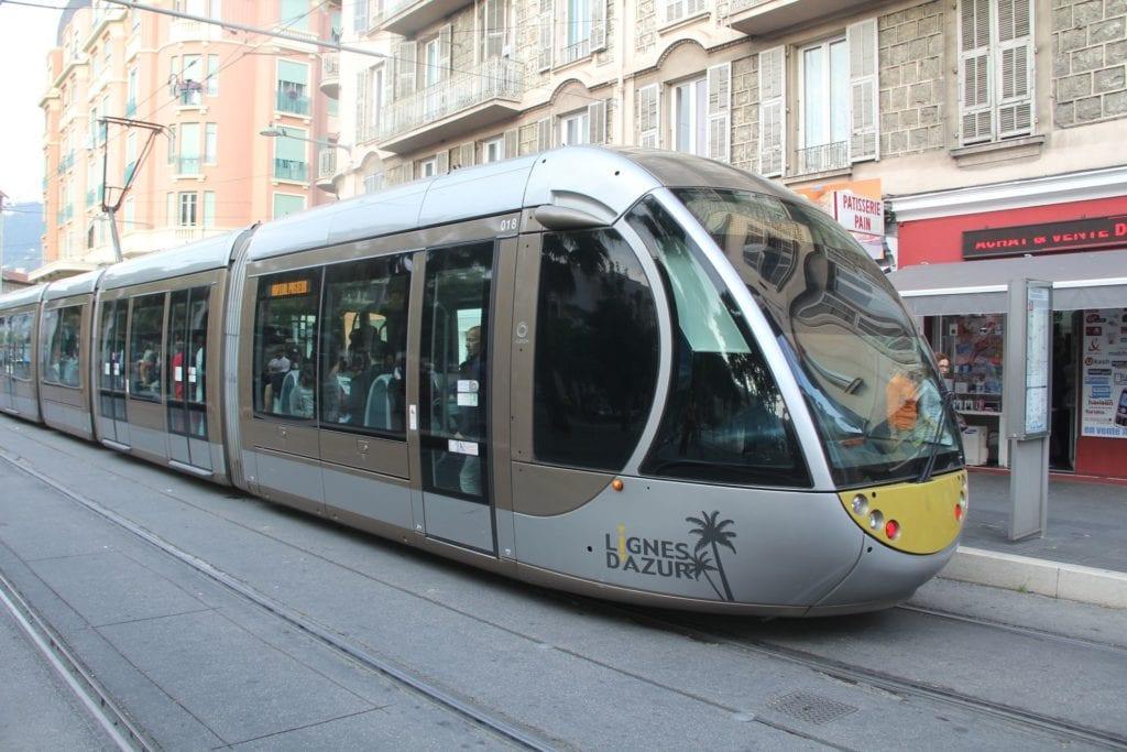 Nizza Tram