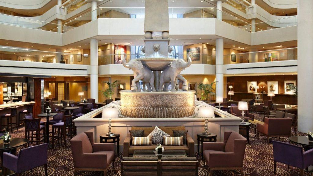 Grand Hyatt Perth Lobby