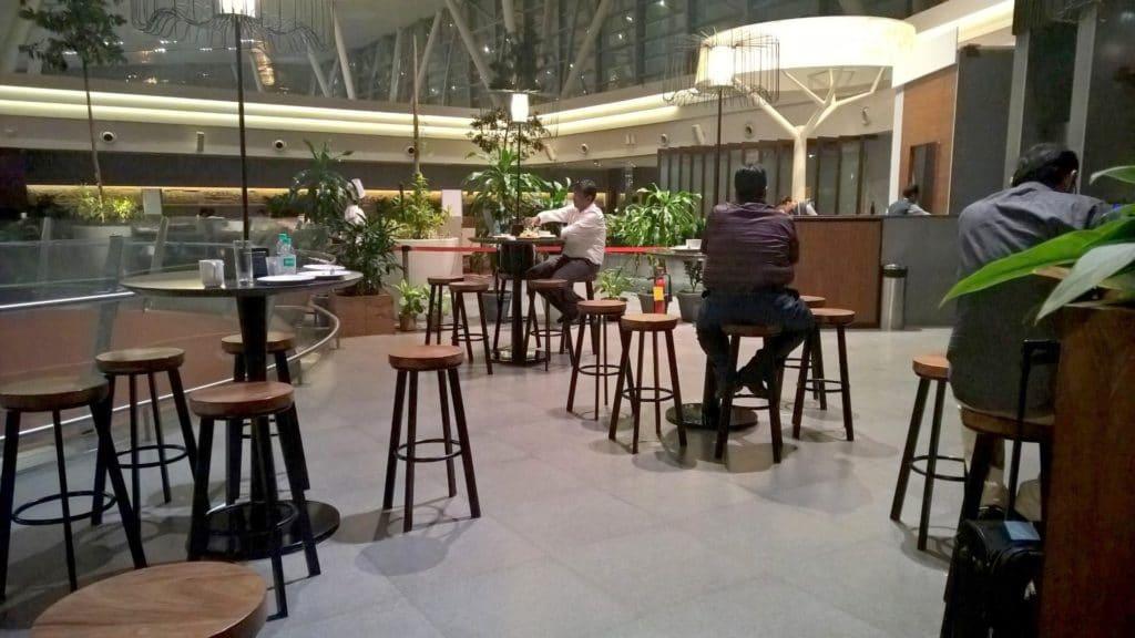 Plaza Premium Lounge Bangalore 5