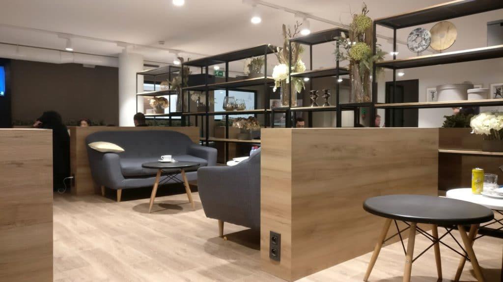Premium Traveller Lounge Paris Orly 2