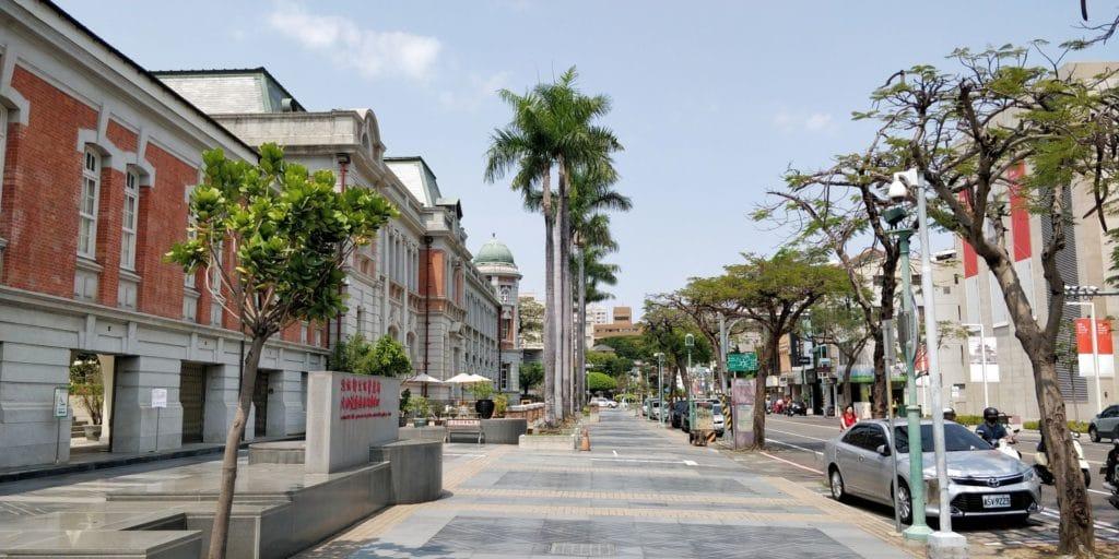 Tainan Innenstadt