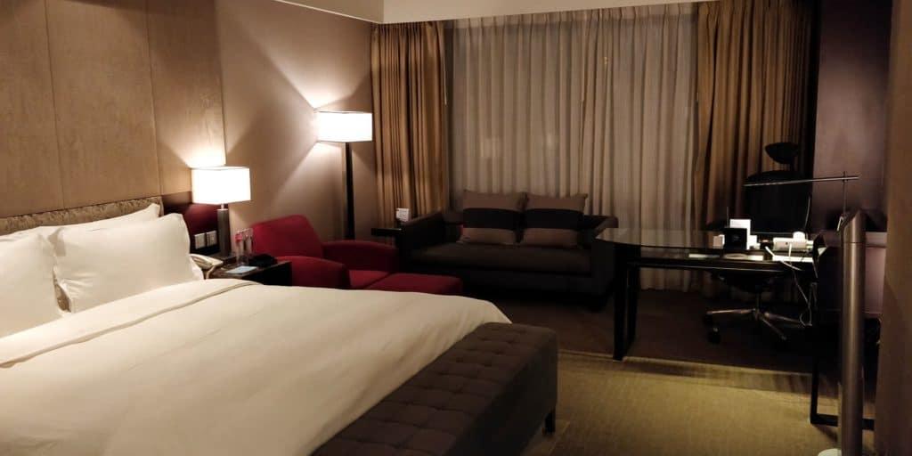 Tango Hotel Xiayi Taipei Zimmer