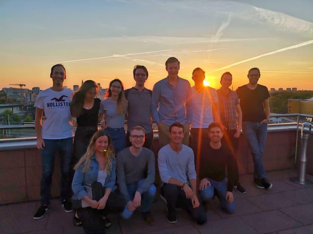 Teamfoto Reisetopia