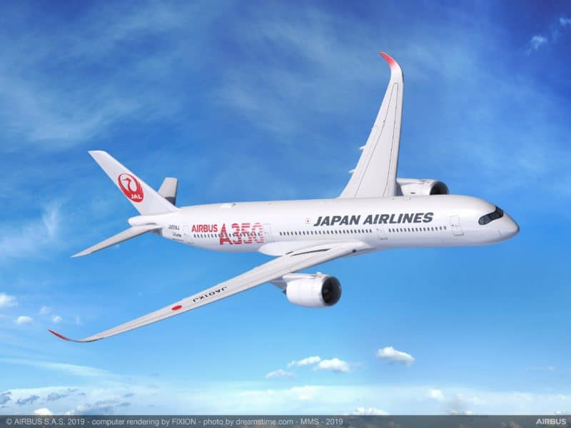 Japan Airlines A350-900