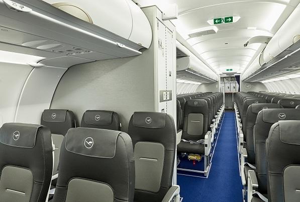 Lufthansa neuer Sitz A321neo