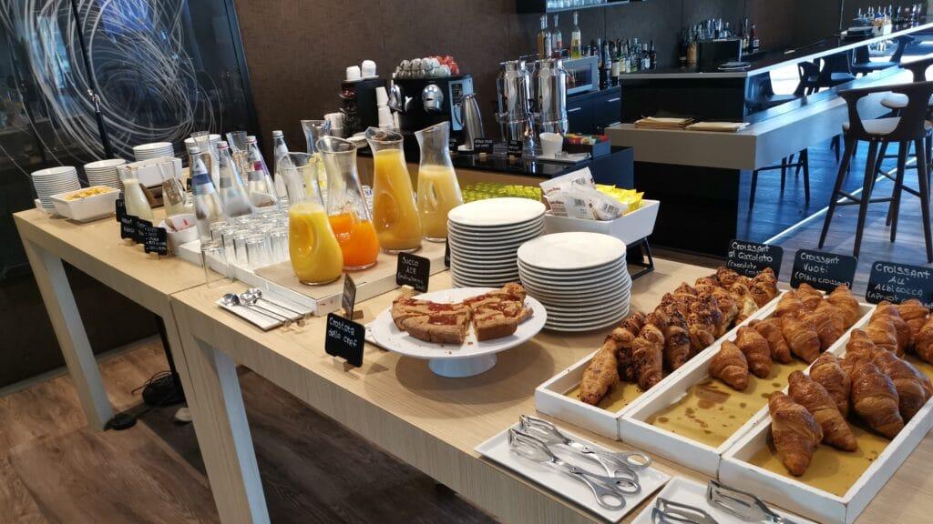AC Hotel Bologna Frühstück (3)