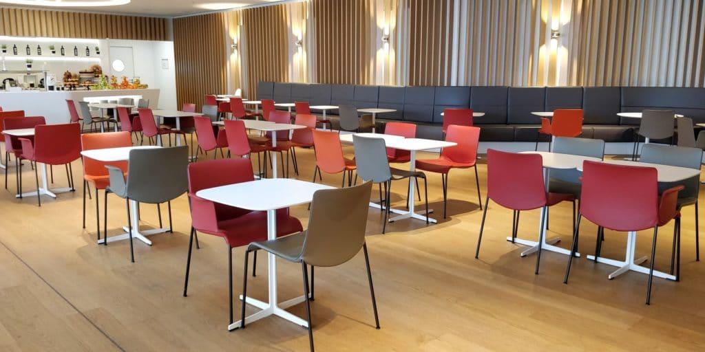 Airport World Lounge München 12