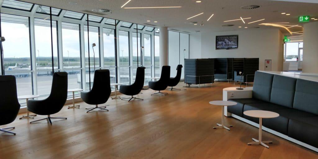 Airport World Lounge München 3