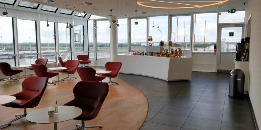 Airport World Lounge München 4