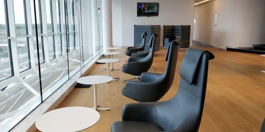 Airport World Lounge München 5