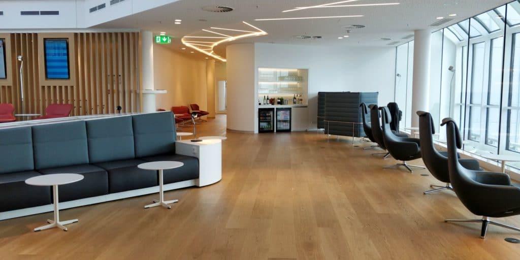 Airport World Lounge München 9