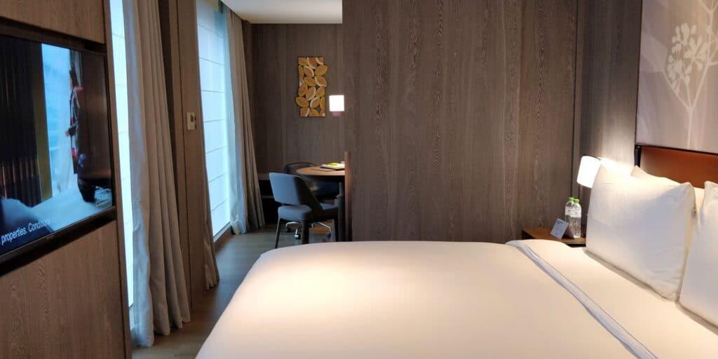 DoubleTree Taipei Suite