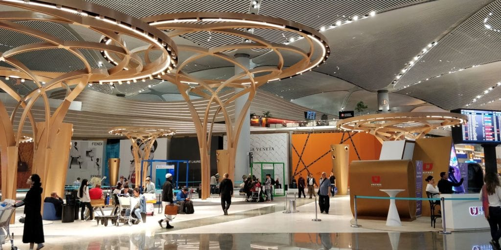 Flughafen Istanbul 4