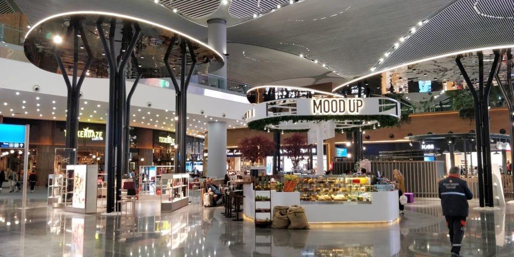 Flughafen Istanbul 8