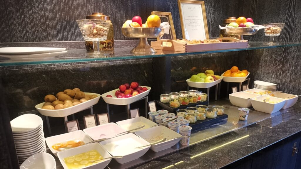 Hilton Plaza Wien Frühstück (3)