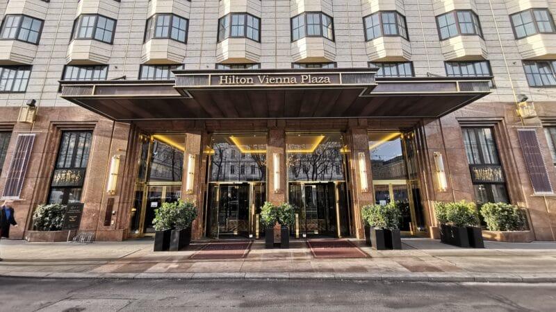 Hilton Wien Plaza