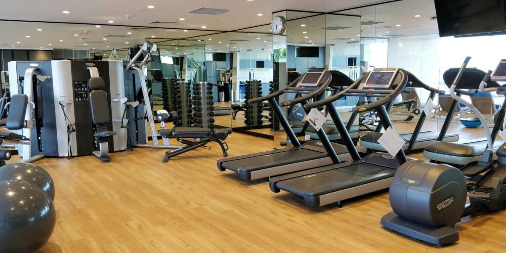 Indigo Singapur Katong Fitness