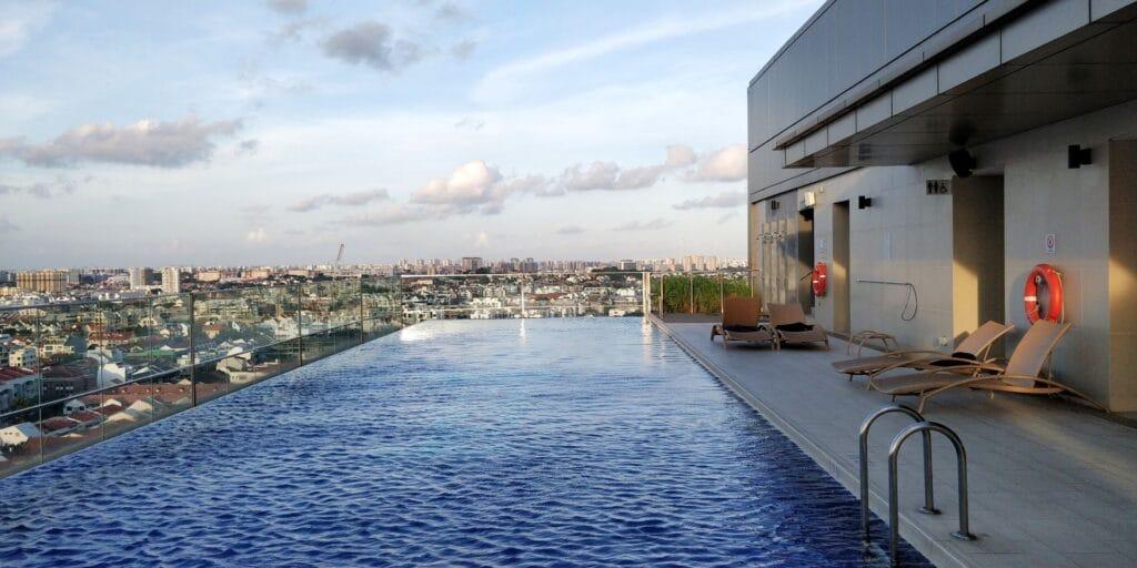 Indigo Singapur Katong Pool