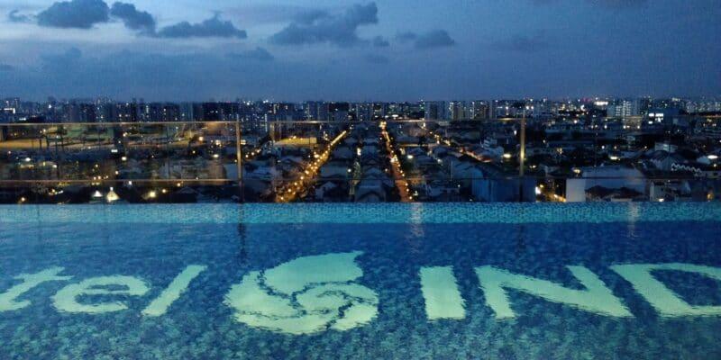 Indigo Singapur Katong Pool 4