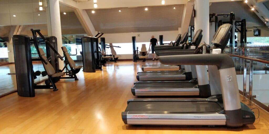 InterContinental Hanoi Westlake Fitness