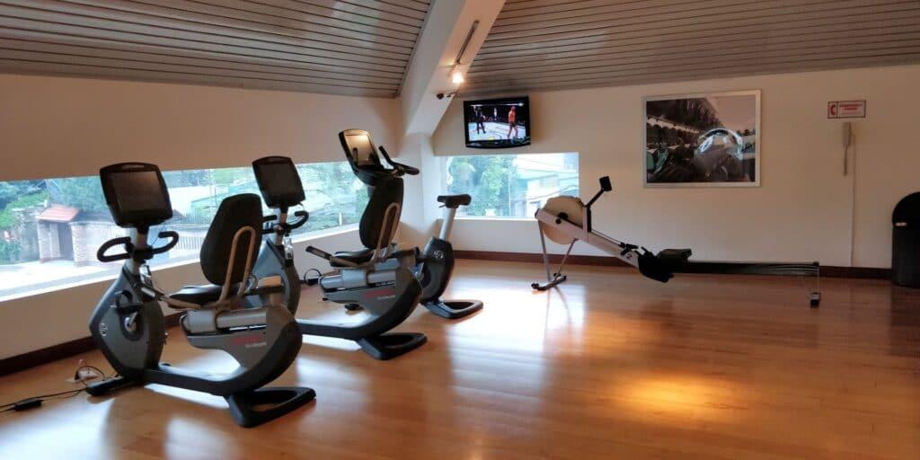 InterContinental Hanoi Westlake Fitness 2