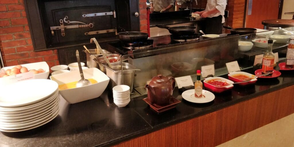 InterContinental Hanoi Westlake Frühstück 2
