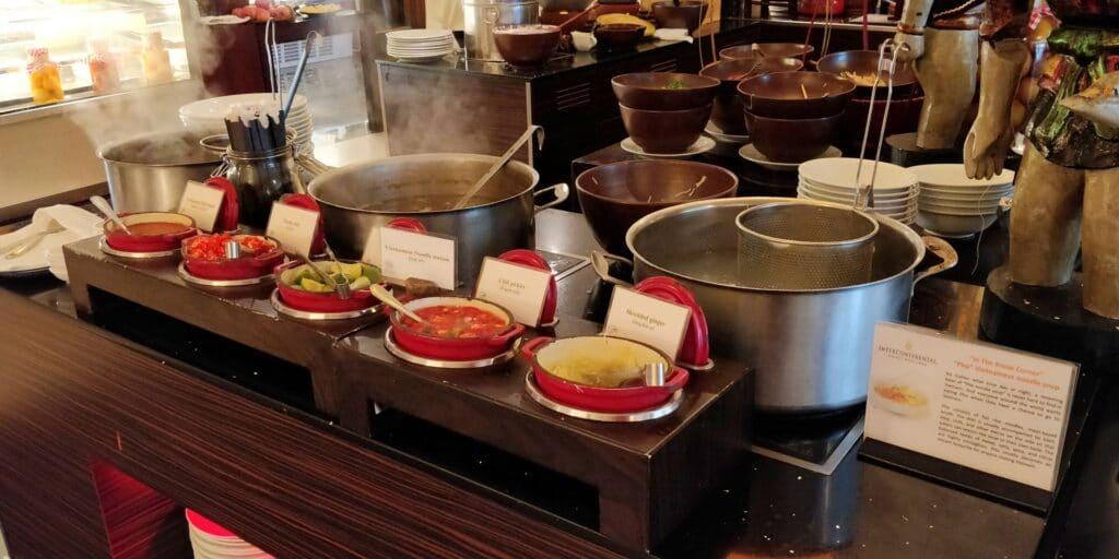 InterContinental Hanoi Westlake Frühstück 5