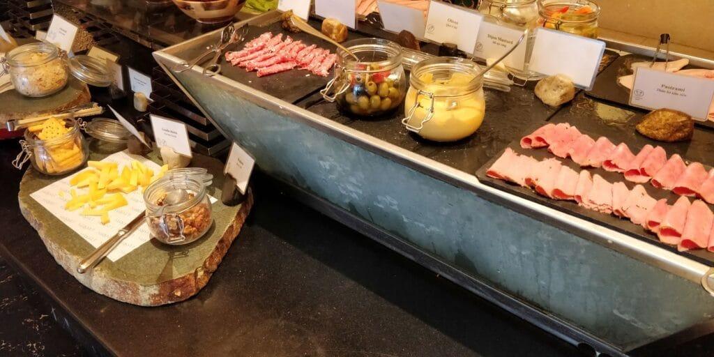 InterContinental Hanoi Westlake Frühstück 6