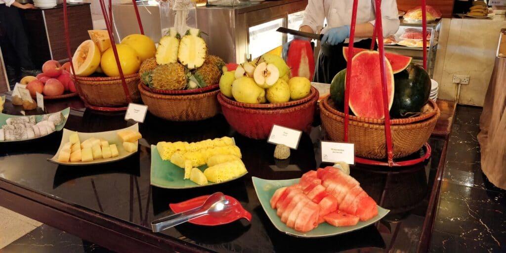 InterContinental Hanoi Westlake Frühstück 7