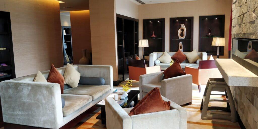 InterContinental Hanoi Westlake Lounge 2