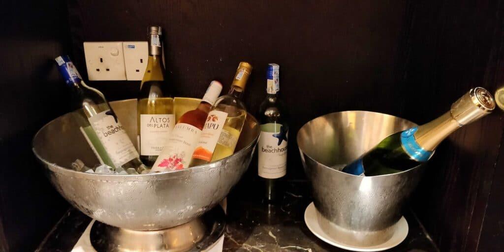 InterContinental Hanoi Westlake Lounge Abendessen 5