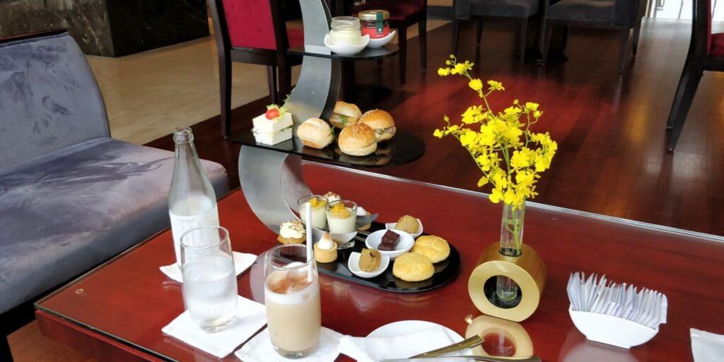 InterContinental Hanoi Westlake Lounge Afternoon Tea 2