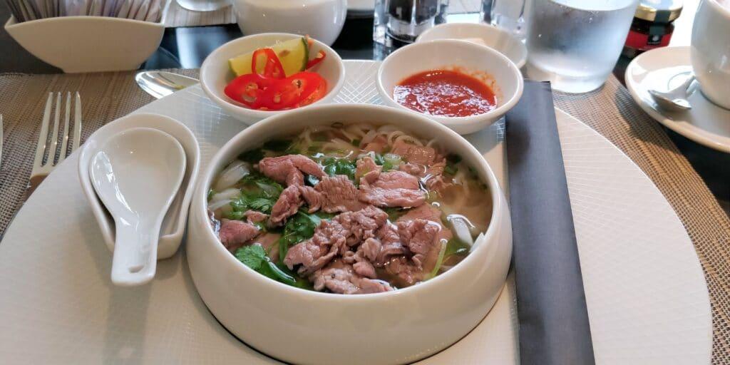 InterContinental Hanoi Westlake Lounge Frühstück 8