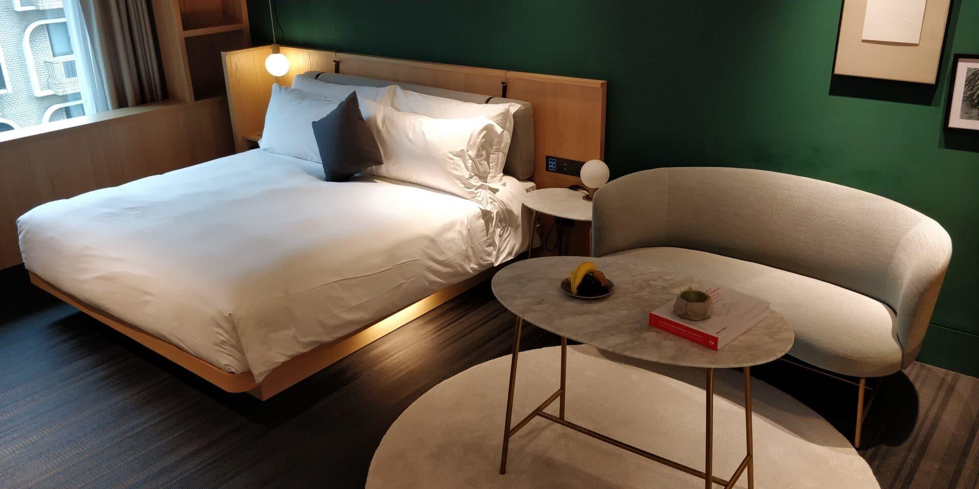 Kimpton Hotel Da'an Taipeh Zimmer