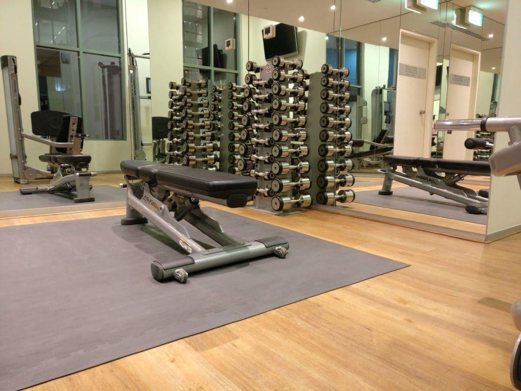 Novotel Sydney Central Fitness