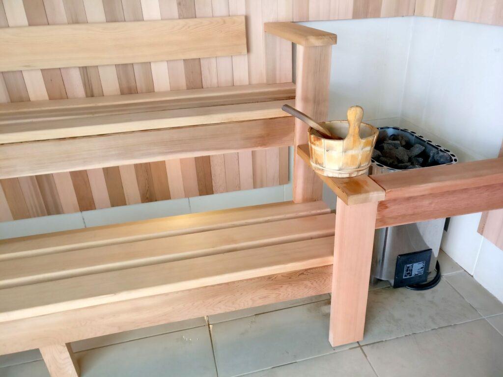 Pullman Auckland Sauna